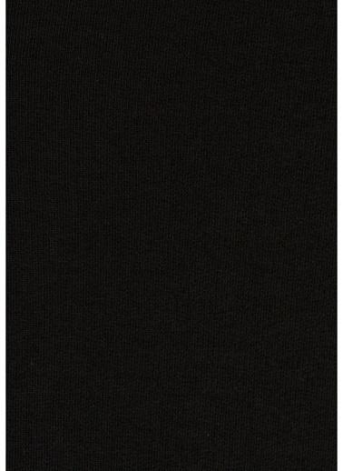 Mavi Mavi 065995-900 Kapüşonlu Siyah Sweatshirt Siyah